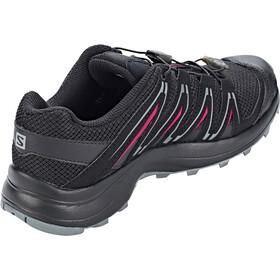 Salomon XA Kuban Shoes Women Black/Black/Cerise